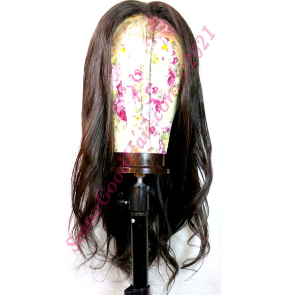 SomeGoodHair.com Other - 22 inch Full Lace Wig Virgin Indian 200% Density